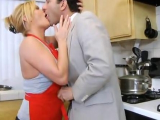 Hardcore Milf Nearly Kitchen