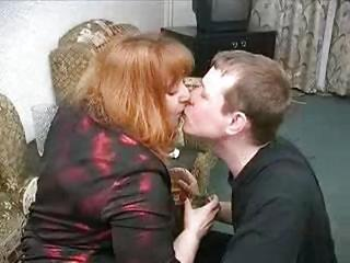 Homemade Kissing Mature Russian