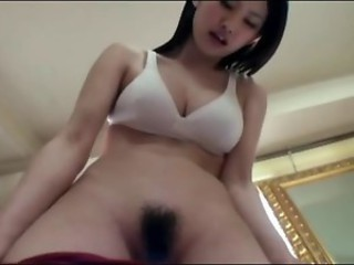 Asian Babe Cute Hairy