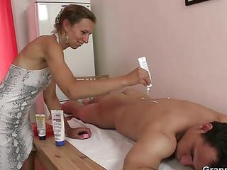 Grannys Sucking And Riding Cocks