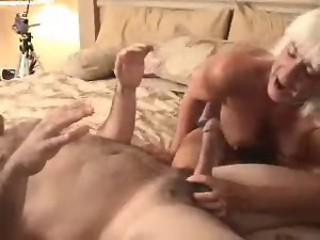 Well regular blondes fucks in a 3some 1
