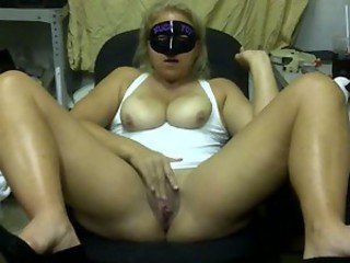 Fetish Masturbating MILF Natural Webcam
