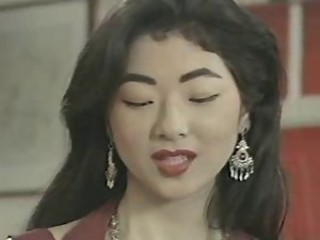 Amazing Asian Chinese  Pornstar Vintage
