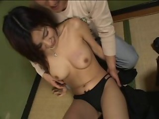 Asian Japanese  Panty Wife