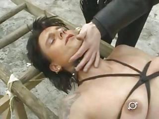 German Column Do Some Kinky Antics With S...