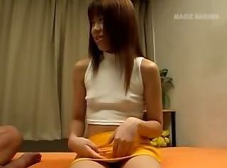 Asiatiske Teenager
