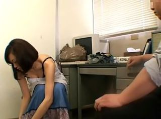 Asian HiddenCam Office Teen Voyeur
