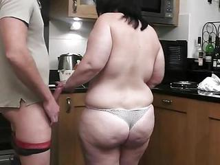 Ass  Kitchen Wife