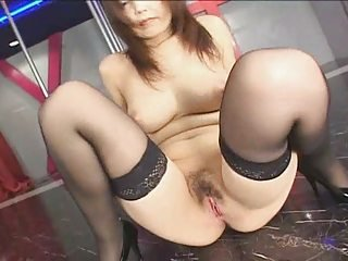Asian Hairy  Stockings