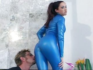 Ass Babe Fetish Latex