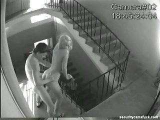 Security cam in office building