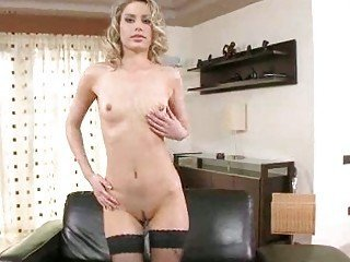Small Tits Stockings Teen