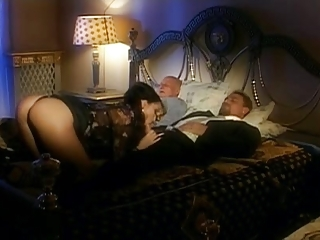 Ass Blowjob Daddy  Sleeping Vintage