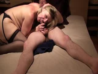 Blowjob Chubby Mature Webcam Wife