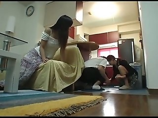"Young wife and young mother-in-law scene 5(censored)"" target=""_blank"