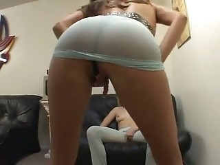 Ass Pov Threesome