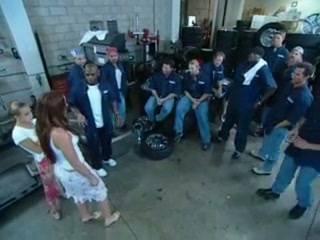 Gauge and Olivia Saint   Gangbang girls