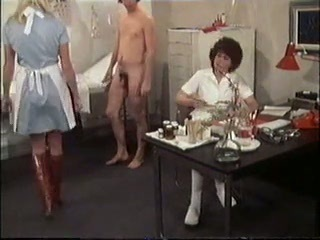 Doctor  Threesome Uniform Vintage