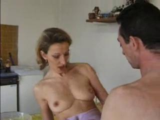 European French Mature Mom