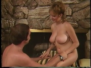 Retro Mindy Rae rides guys face with her close-fisted pussy then fucks