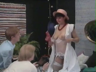 European Lingerie  Pornstar Stockings Vintage