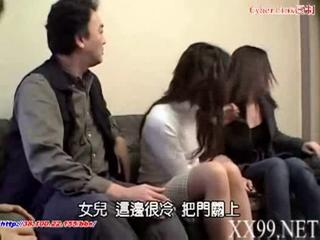 Asian Family Teen