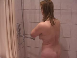 Amateur Bathroom Mature Russian