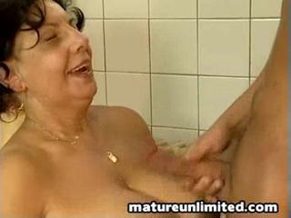 Cumshot Mature Showers