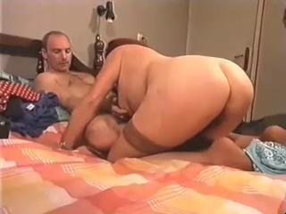 Ass Blowjob Chubby Stockings