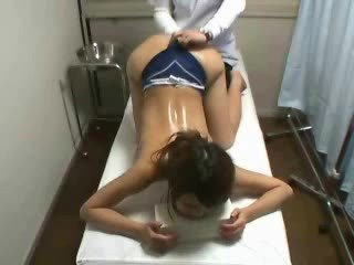 Hidden Cam Spy Young Japanese Massage Pa...