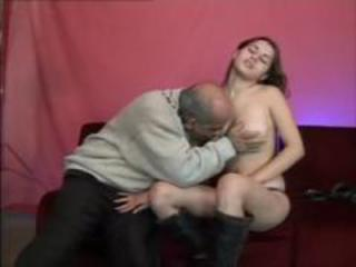 Filthy Old Man Seduces Younger Girl Sex Tubes