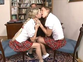 Slutty schoolgirls