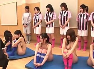 Asian Japanese Sport Teen Uniform