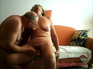 Mature wife is toyed by their way hubby