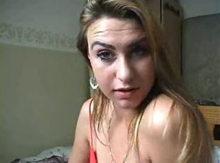 Euro chick plays till orgasm