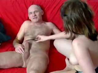 Amateur European German Old and Young Teen