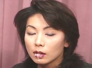 Asian Japanese Mature Swallow