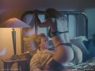 Brandy Ledford topless in a movie