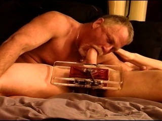 Incomparable built hung stud Eric's first time prom crushing CBT session positively b in any event my vise then my hand.