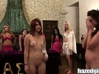Hazedgirl Group Bull dyke College Orgy
