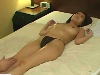 Asian Nipples Panty Teen