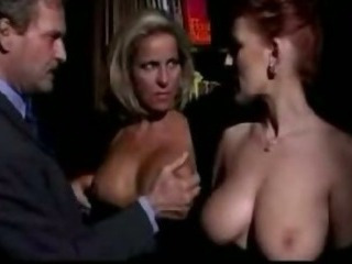 Sweltering italian milfs in hot threesome
