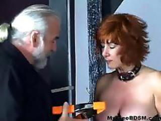 Cute Brunette In Corset Is Restrained By Master Before Hard Spanking Play Bdsm Bondage Slave Femdom