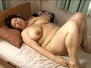 Asian  Big Tits Japanese Mature Mom Natural