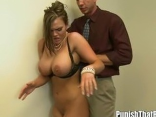 Big Tits Blonde  Pornstar