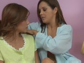 lesbian milf and young teen