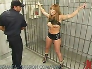 Latex  Prison Uniform