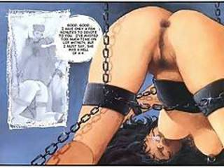 Fetish Big Boobs Bondage Comics