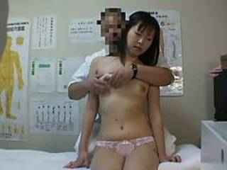 Hiddencam In Clinic Massage Room