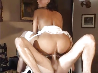 Ass Hardcore  Riding Stockings Vintage